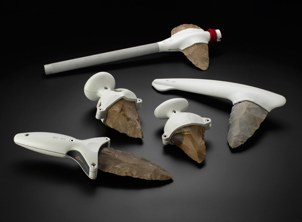 A Modern Take on Ancient Stone Tools