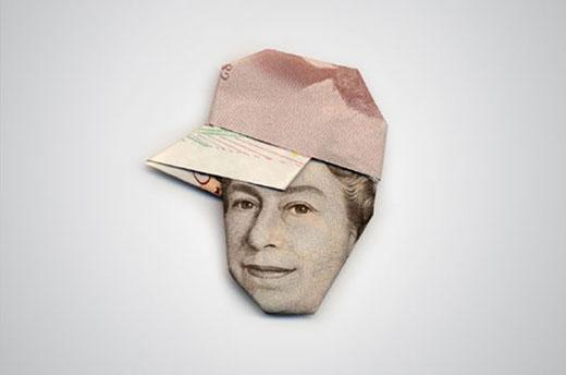 money origami 16 Moneygami by Yosuke Hasegawa
