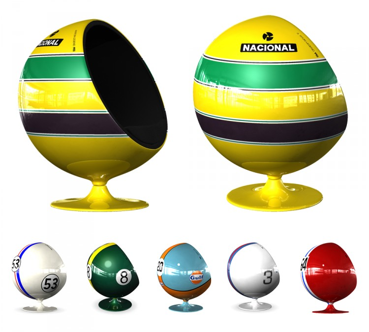 motorsport egg chairs racing emotion large 750x675 Motorsport Tribute Egg Chairs