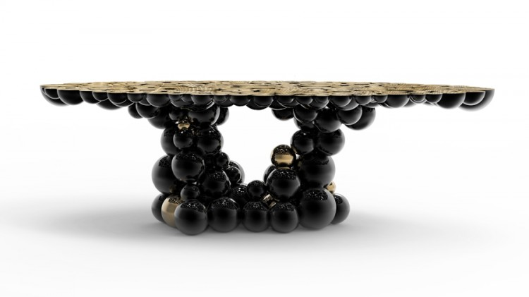 newton black gold dining table large size table limited edition boca do lobo 011 750x421 BOCA DO LOBO NEWS – TRULY MOMENT OF INSPIRATION
