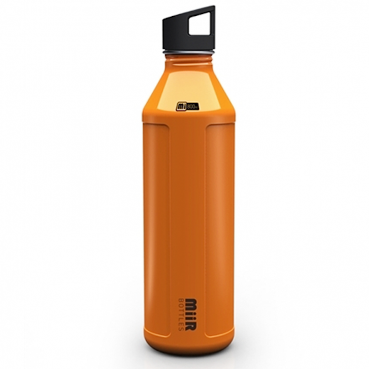 orange 750x750 MiiR Water Bottle Makes Drinking Water Safer...Across the World.
