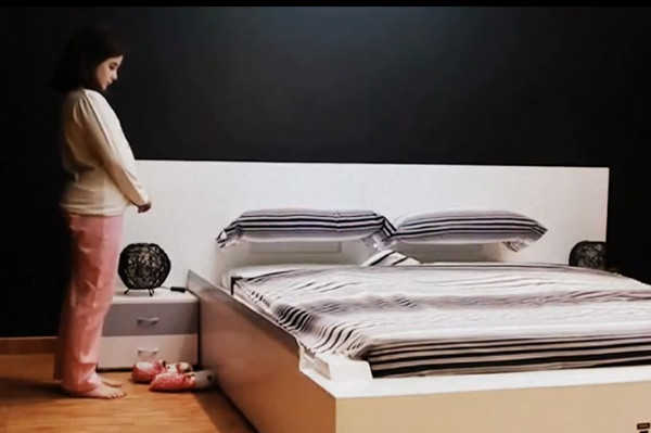 smart bed Smart Bed Makes Itself in the Morning