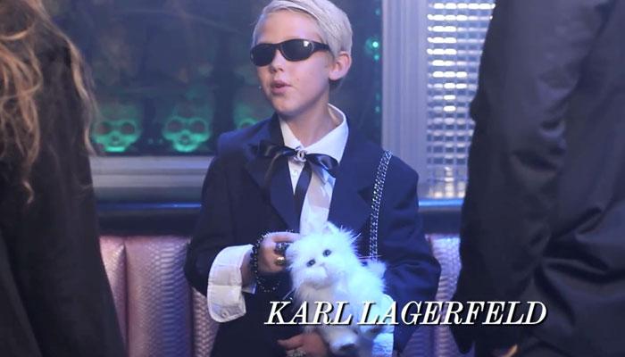 the coveteur relaunch video mini karl lagerfeld The Mini Coveteurs