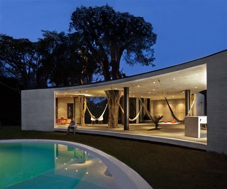 189 Tepoztlan Lounge by Cadaval & Solà Morales