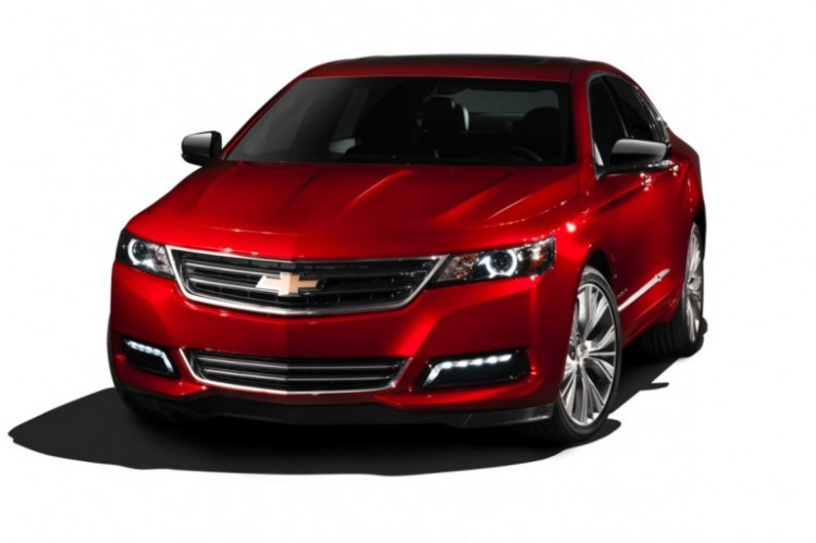 2014 Chevy Impala 4 750x499 2014 Chevrolet Impala First Look