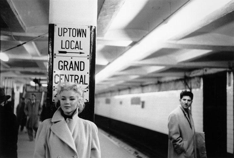 238 Marilyn Monroe in New York by Ed Feingersh, 1955