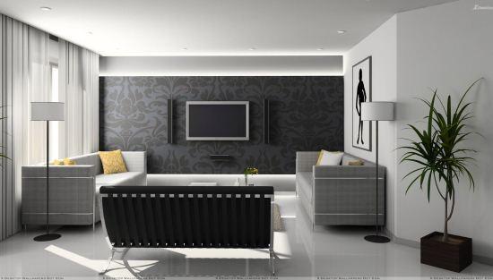261 How to lighten a dark room