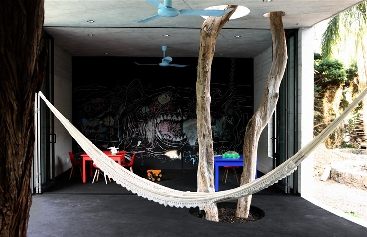 523 Tepoztlan Lounge by Cadaval & Solà Morales