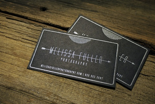 25 Beautiful Dark Business Card Designs