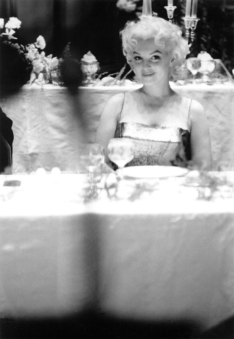 99 Marilyn Monroe in New York by Ed Feingersh, 1955