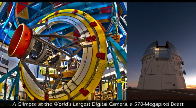 A Glimpse at the Worlds Largest Digital Camera A 570 Megapixel Beast 750x416 A Glimpse at the World's Largest Digital Camera, a 570 Megapixel Beast