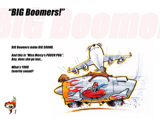 BigBoomers1 Really Wacky Rides by Fireball Tim