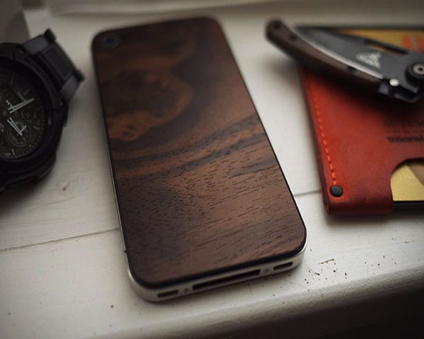 Black Walnut iPhone 4 Case By Material1 Black Walnut iPhone 4 Case By Material 6