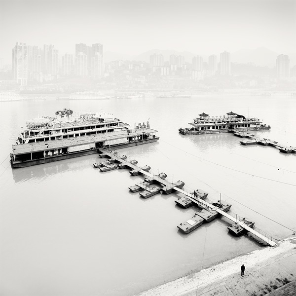 Black and White 2 40 Black And White Landscapes Of China By Martin