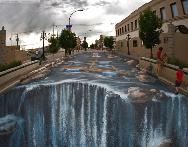 Edger Mueller 12 Exclusive 3D Street Art By Edgar Mueller