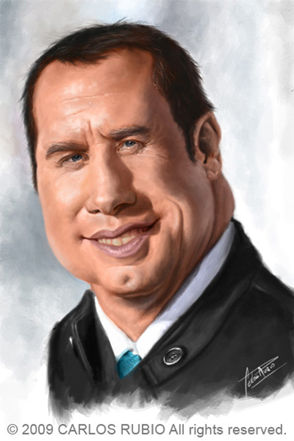 Funny Celebrities 20 Caricatures Of Funny Celebrities