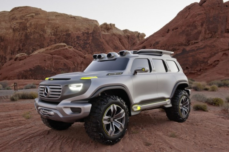 Mercedes Benz Ener G Force 1 750x499 Mercedes Benz Ener G Force Concept Design