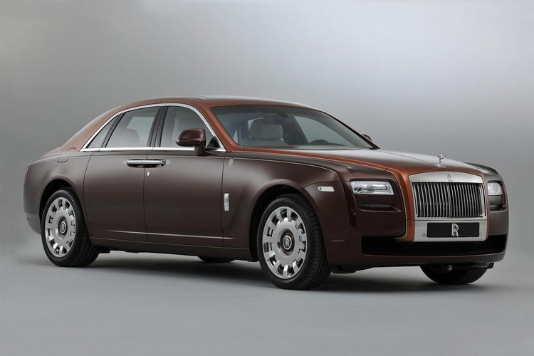 Rolls Royce One Thousand and One Nights Bespoke Ghost Collection BonjourLife com Rolls Royce One Thousand and One Nights Bespoke Ghost Collection