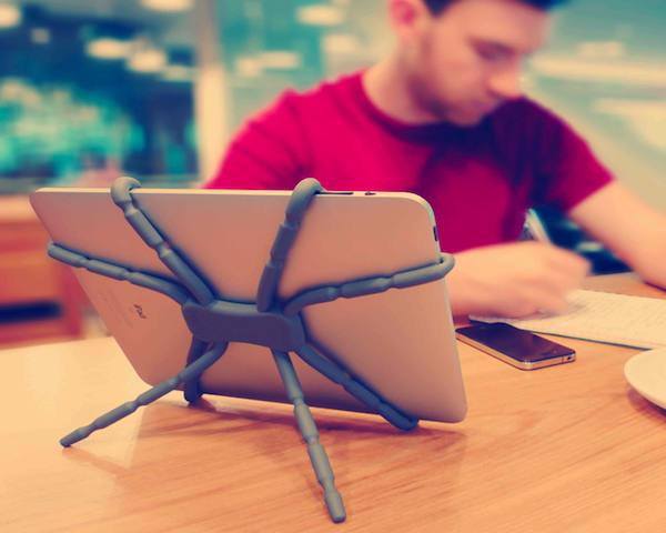 Spiderpodium Flexible Tablet Stand1 Spiderpodium Flexible Tablet Stand