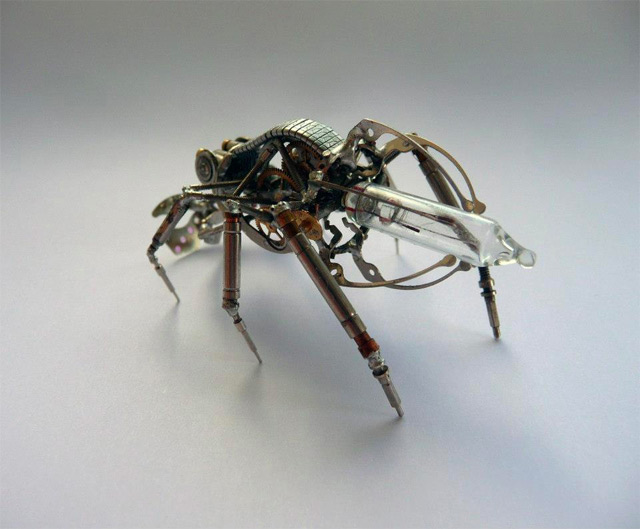 arth 1 Mechanical Arthropods and Insects