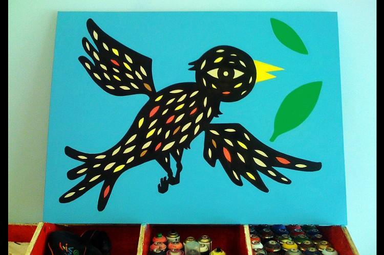 bruno dias cordel 1 750x499 Bruno Dias / paint / brazil / design / Nature