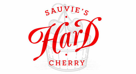 cherry 1 Sauvie's Hard Cherry Packaging by Orion Janeczek