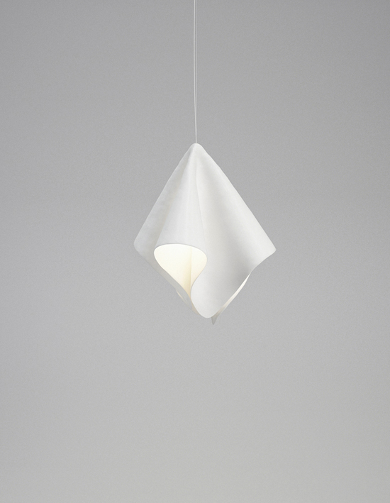 cloth 3 Cloth Lamp by Artem Zigert