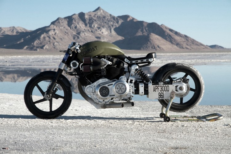 confederate motorcycles x132 hellcat combat large 750x499 X132 Hellcat Combat, by Confederate Motorcycles