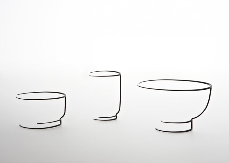 dezeen Kishu by Maya Selway ss 8 750x535 Kishu Vases, a collection of half finished objects