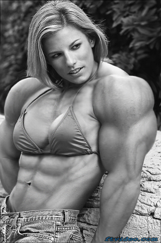 female muscle 52 Muscular Women Photography By BigDane
