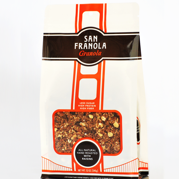 granola1 Edible Gifts: All Natural Designer Goodness in Hipster Granola