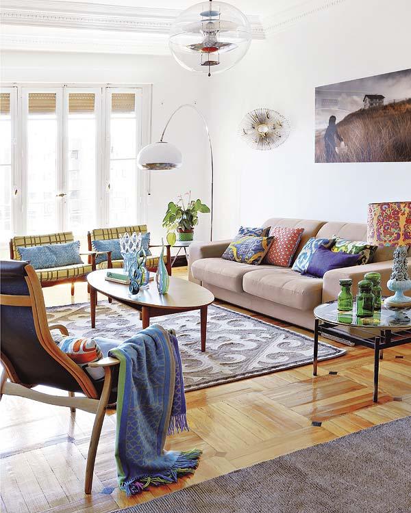 i 11 Creative apartment in Madrid