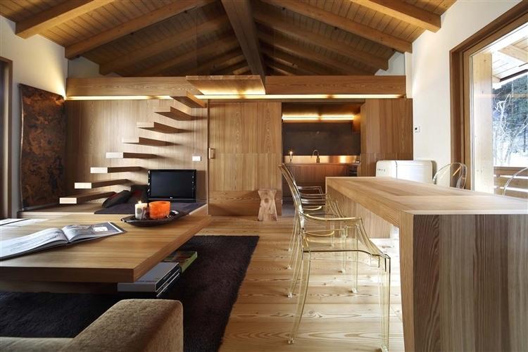 i 16 Fraciscio Interior by Gianluca Fanetti