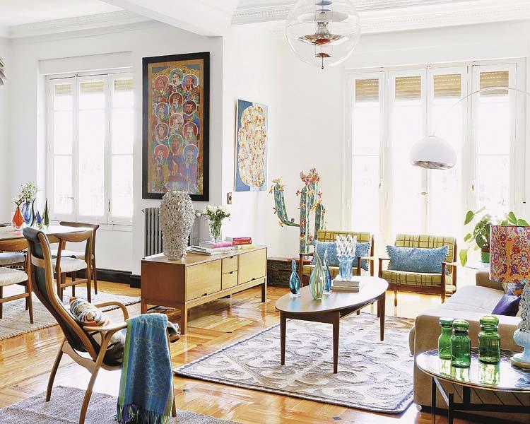 i 21 Creative apartment in Madrid