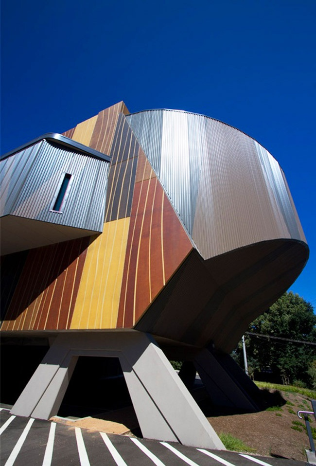 ltvs burrinja 4 Burrinja Cultural Centre in Australia    Gregory Burgess Architects