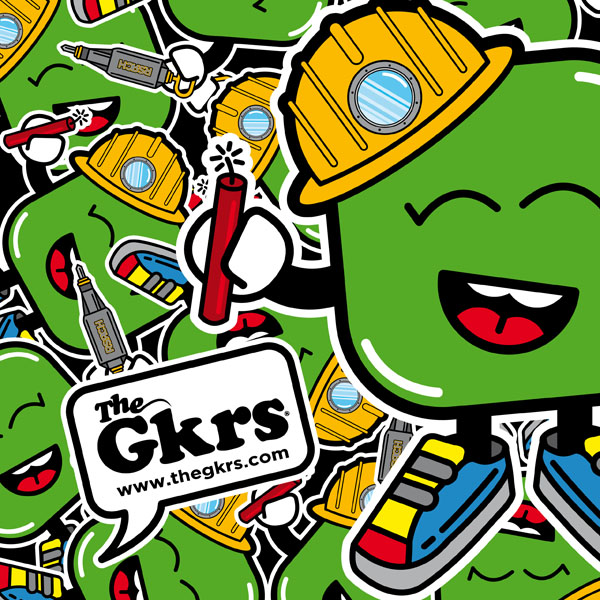 pat06gkrs THE GKRS®