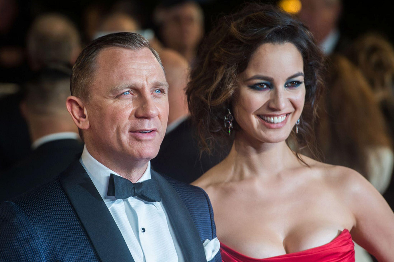 skyfall10 James Bond Premiere Photos from Skyfall