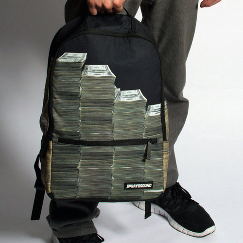 tumblr mczkk8pnIE1qiqf01o1 500 Money Stacks Backpack