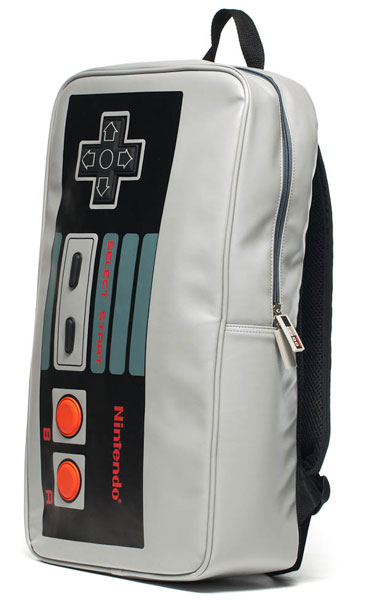 tumblr md1csq4Bey1qiqf01o1 400 Nintendo Controller Backpack