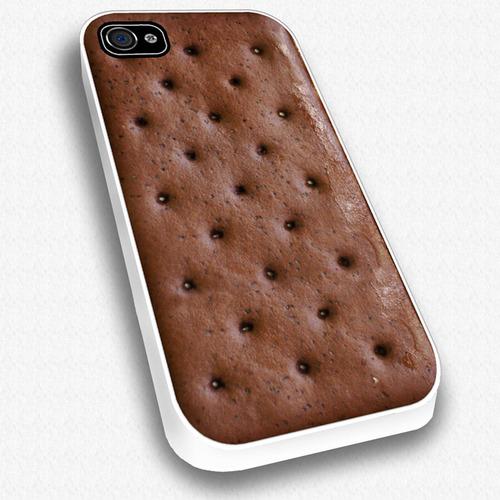 tumblr md55cmx5Yj1qiqf01o1 500  Ice Cream Sandwich iPhone Case