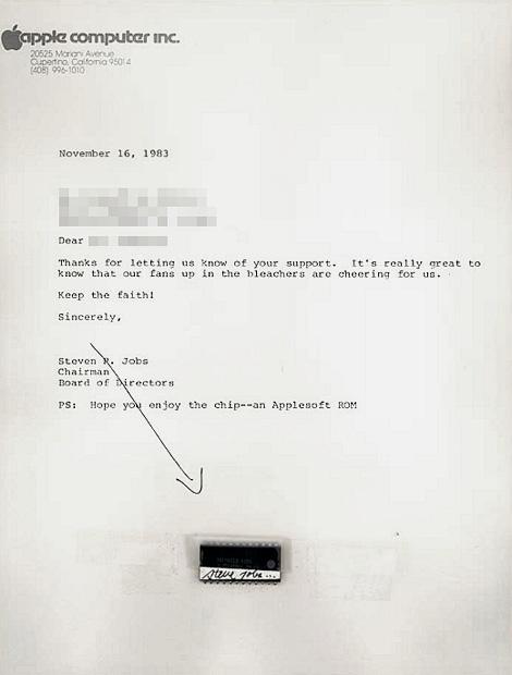 tumblr mdi4lzrWlI1qiqf01o1 500 Steve Jobs Letters To Apple fans