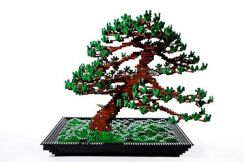tumblr me4agqnZq91qiqf01o1 500 Lego Bonsai Tree