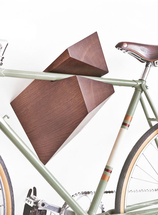 woodstick 3 Bike Hanger by Woodstick Ltd.