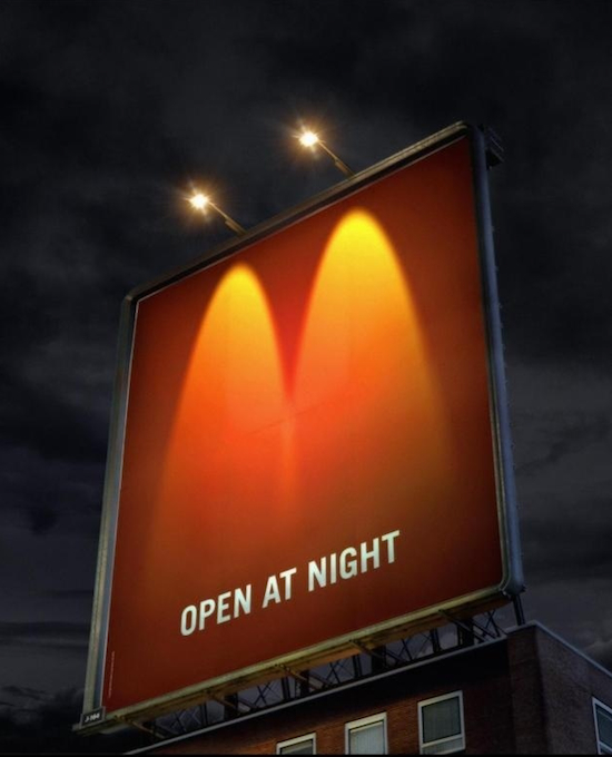 01 McDonalds Creative Advertisements