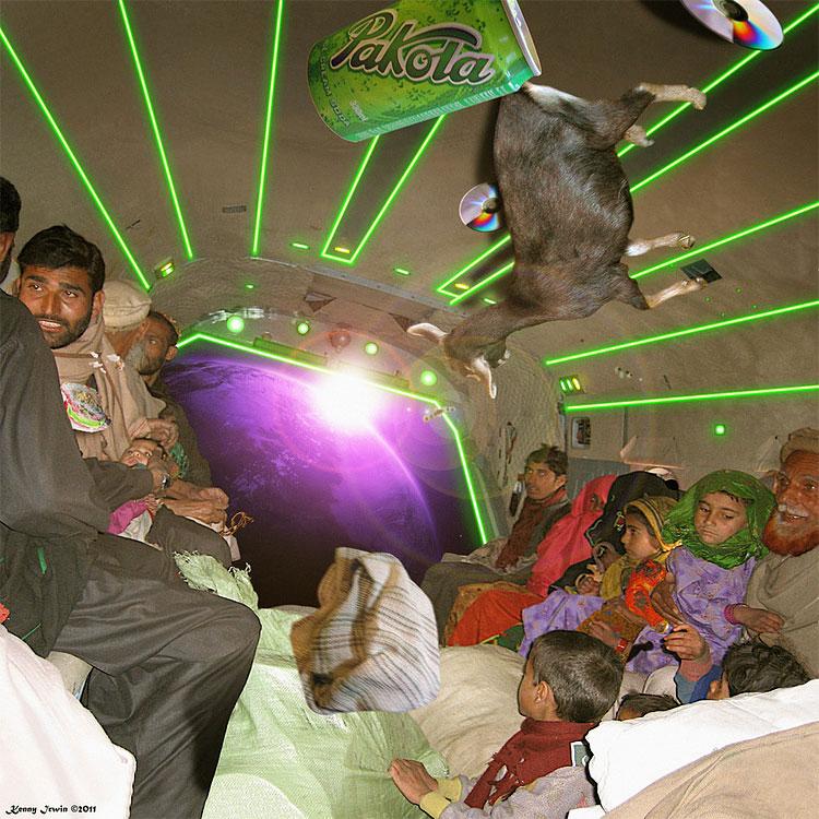 107 Futuristic Pakistan by Kenny Hassan Irwin