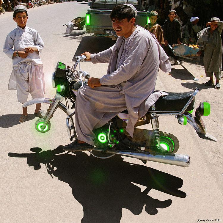 1115 Futuristic Pakistan by Kenny Hassan Irwin