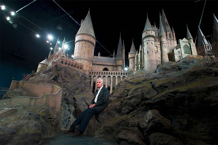 139 Model of Hogwarts Castle