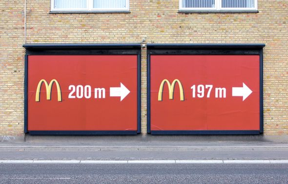 1414 McDonalds Creative Advertisements