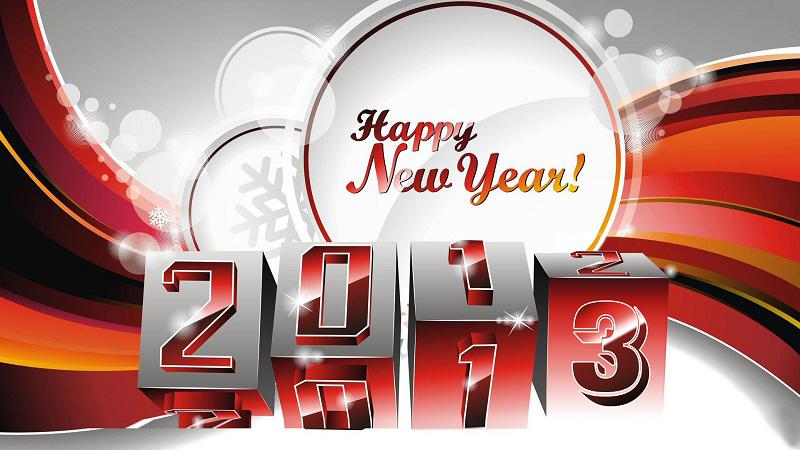 2013 New Year HD Wallpapers Happy New Year In Advance