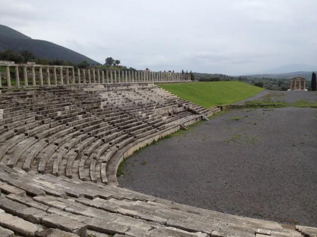 242 Design Stories in Ancient Messene
